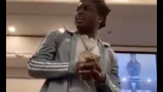Kodak Black Responds After Getting Jumped By Nipsey Hussle Fans At Concert