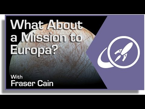 What About A Mission To Europa?