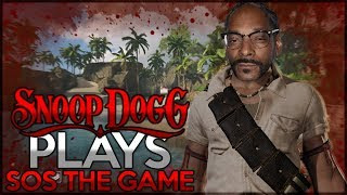 SNOOP DOGG STREAMING SOS THE GAME! (Stream Highlights)