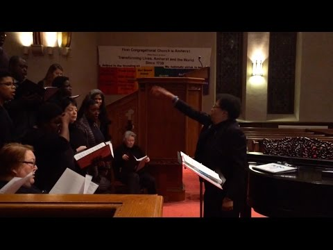 Amherst Area Gospel Choir intersects Christmas, Gospel music and ...