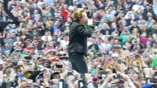 U2 Sunday Bloody Sunday, Dublin 2017-07-22 - U2gigs.com