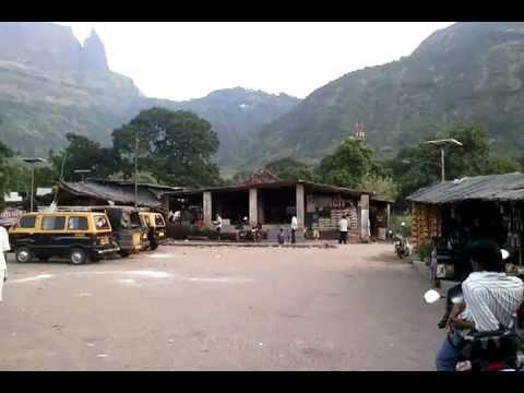 Haji Malang Dargah Base Near Kalyan City