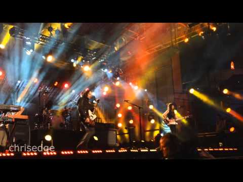 HD - Silversun Pickups Live! - Cannibal (First time ever live!) - 2014-02-17 - Hollywood, CA
