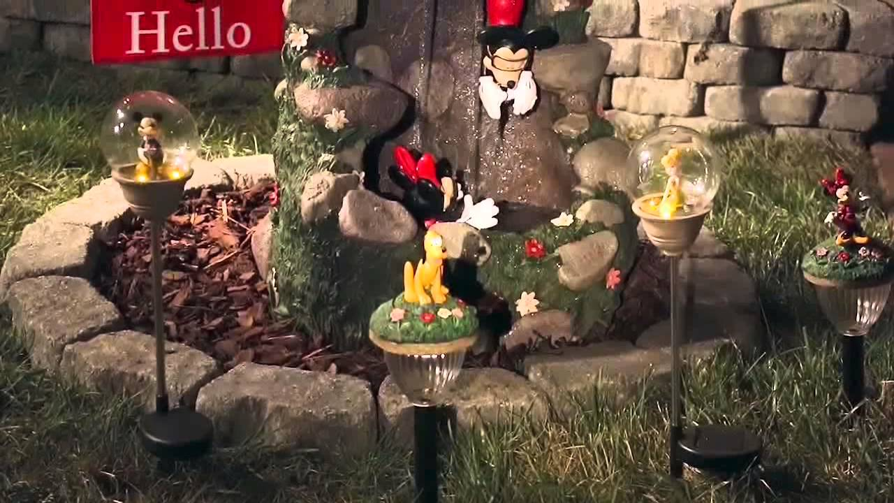Disney Outdoor Décor now available at Sears! - Disney Outdoor Décor Now Available At Sears! - YouTube