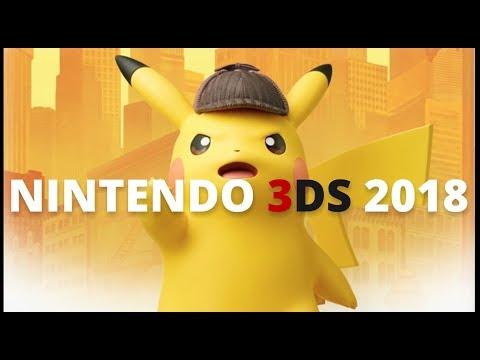 10 Nuevos Juegos Para Nintendo 3ds En 2018 Gameranx Hai Nổi