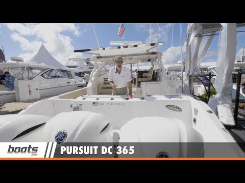 Pursuit DC 365: First Look Video