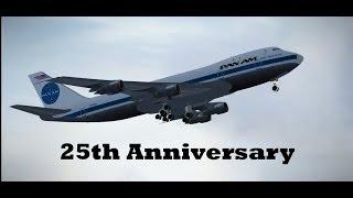 [FSX] PAN AM Flight 103 25th Anniversary Tribute