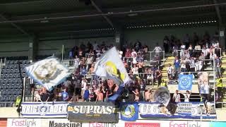 Dalkurd - IFK Göteborg 2/9-18
