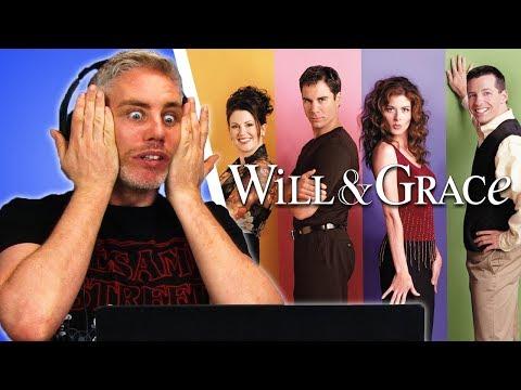 Irish People Watch Will & Grace