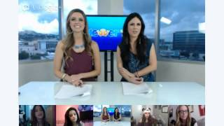 Fifth Harmony Official Google+ Hangout on ClevverTV