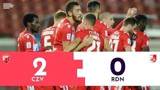 SUPERLIGA: Zvezda -  Radnički 2:0 | Pregled utakmice