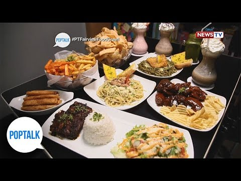 PopTalk: Fairview food crawl with Diana Zubiri