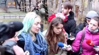 Femen в руках добрых пеонов   секс тур по Беларуси триллер