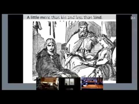 OWL Videoconference: Shakespeare Explained Hamlet