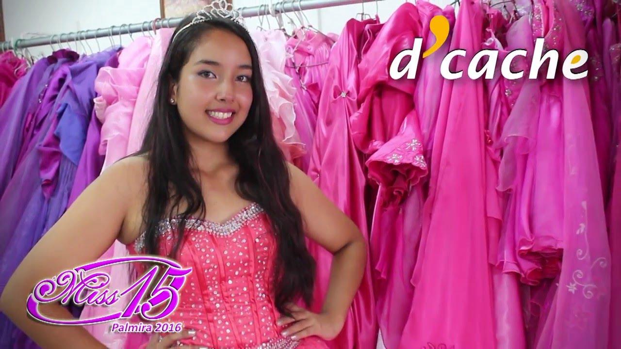 D\'cache patrocinador de, Miss 15 Palmira 2016 HD - YouTube