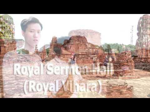 Wat-Mahathat Ayutthaya