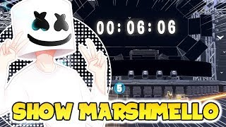 SHOW DO MARSHMELLO NO FORTNITE! QUASE CHOREI - SOFTE