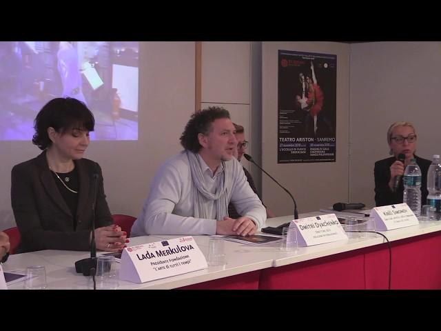 Stagioni Russe - Conferenza Stampa