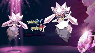Recibe A Diancie | Pokémon X / Y | Diancie Thumbnail