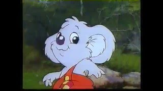Blinky Bill - Intro (Svenska/Swedish)