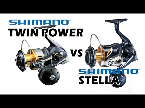 Shimano Stella Vs Shimano Twin Power Review And Comparison