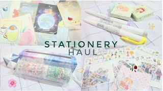 Stationery Haul ✨  #2 —Indonesia🇮🇩