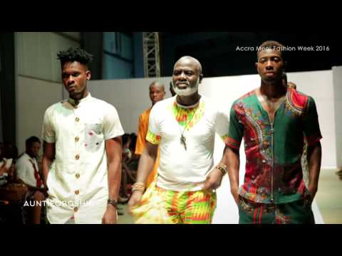 Accra Mens Fashion Week _ Day 1 Highlights