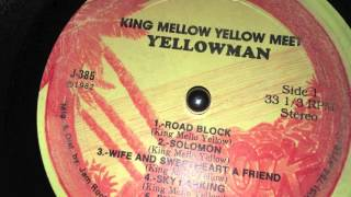 Mellow Yellow - Wife And Sweetheart A Friend - 1982