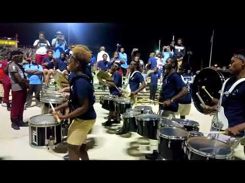 Carver (Columbus) vs Douglas County drumline