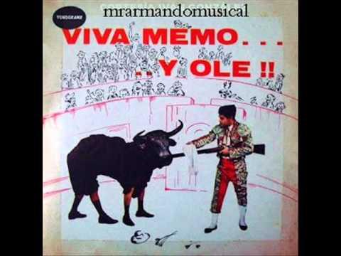 LP. 1967 - VOCES DE BILLO Vol. 4 - VIVA...MEMO Y...OLE!!.-