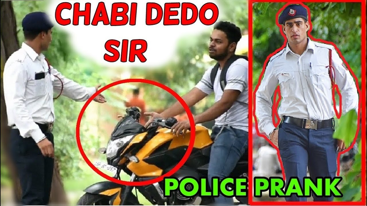 Fake Traffic POLICE Prank | Lame Fame | EPIC Prank