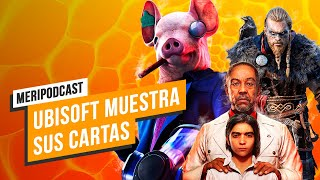 MeriPodcast 13x38: Los ases de Ubisoft: Assassin's Creed Valhalla, Far Cry 6 y Watch Dogs Legion