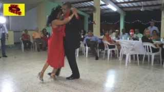 "David & Yacira ""BROKEN TANGO""; CLUB MIRADOR, INC., STO. DGO."