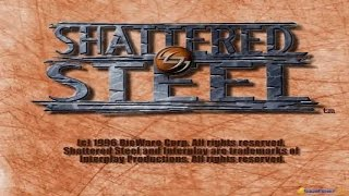 Shattered Steel gameplay (PC Game, 1996)
