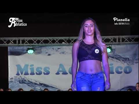 MISS ADRIATICO Pianella (Tour 2017)