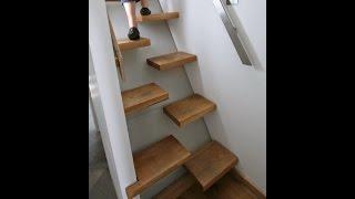 20 Space Saving Staircase Design Ideas