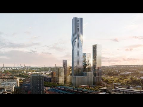 Top 15 Future Tallest Building in EUROPE 2022+