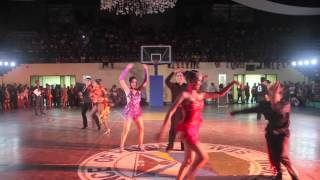 Baile-Ballroom Dance Competition And Daragang Magayon Dancesports with Luningning