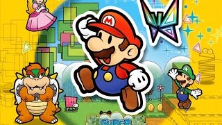 Unboxing Super Paper Mario Wii (Nintendo Selects) - The GameX