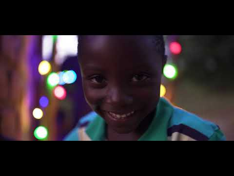 """This Little Light of Mine"" sung by Zambian sponsored children 
