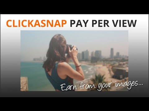ClickASnap Pay-Per-View Photo Site