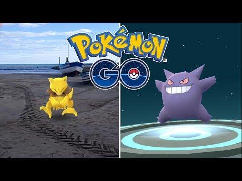 EVOLUCIONANDO TODO LO QUE CAPTURO DURANTE  EL EVENTO DE KANTO! [Pokémon GO-davidpetit]