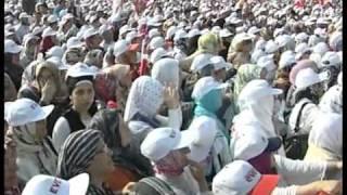 Recep Tayyip Erdoğan Ak Parti Referandum da EVET Kocaeli Mitingi 3/3