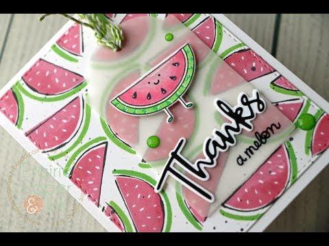 sss-thanks-a-melon-|-copics-|-color-throwdown-#451
