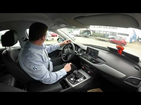 Probefahrt - Audi A6 Multitronic