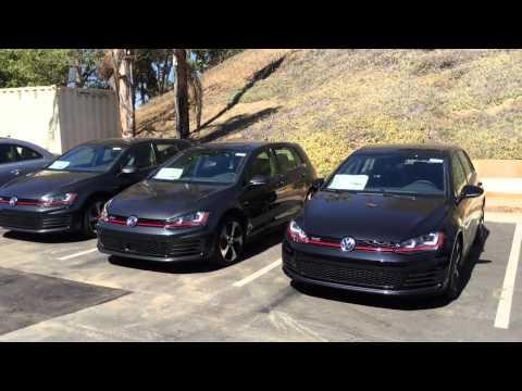 A New VW GTI For Oscar