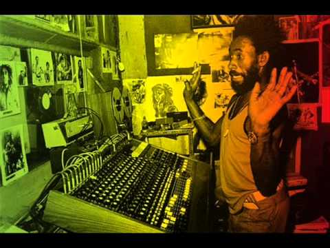 lee scratch perry having a party