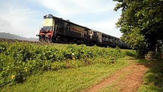 PURE CHUGGING: NGC WDM2A 17998 HONKS & CHUGS with KAMAKHYA - LUMDING PASSENGER