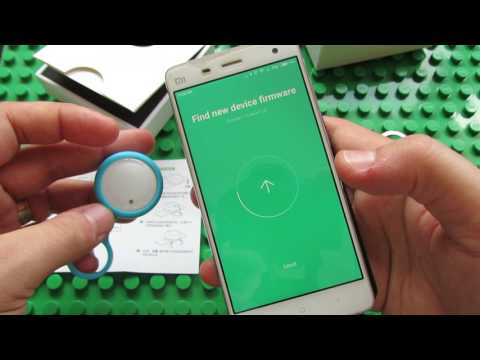 Unboxing Xiaomi Smart Dog Button Tag