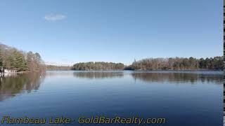 Flambeau Lake Video 2